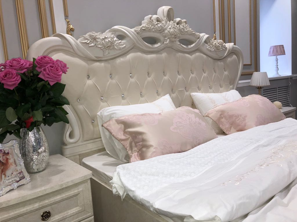 Кровать Афина корень ясеня