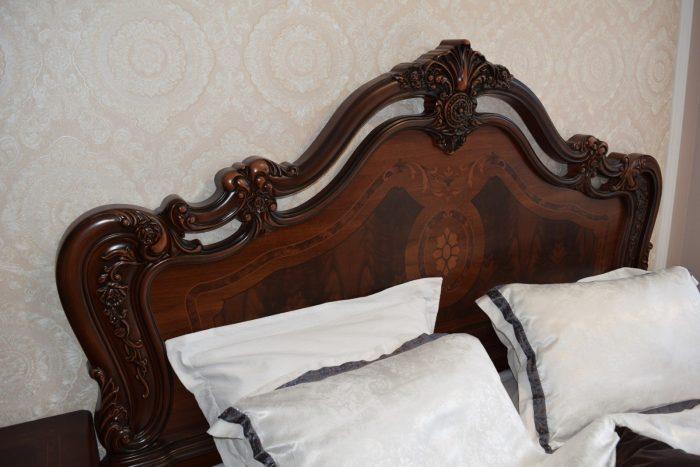Кровать Илона караваджо2