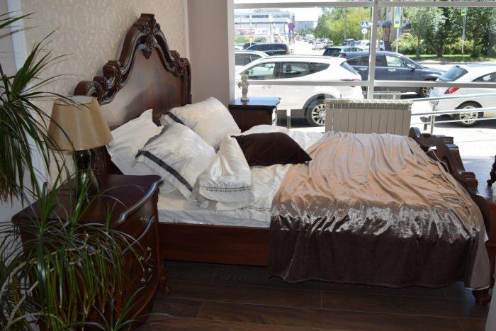 Кровать Илона караваджо3