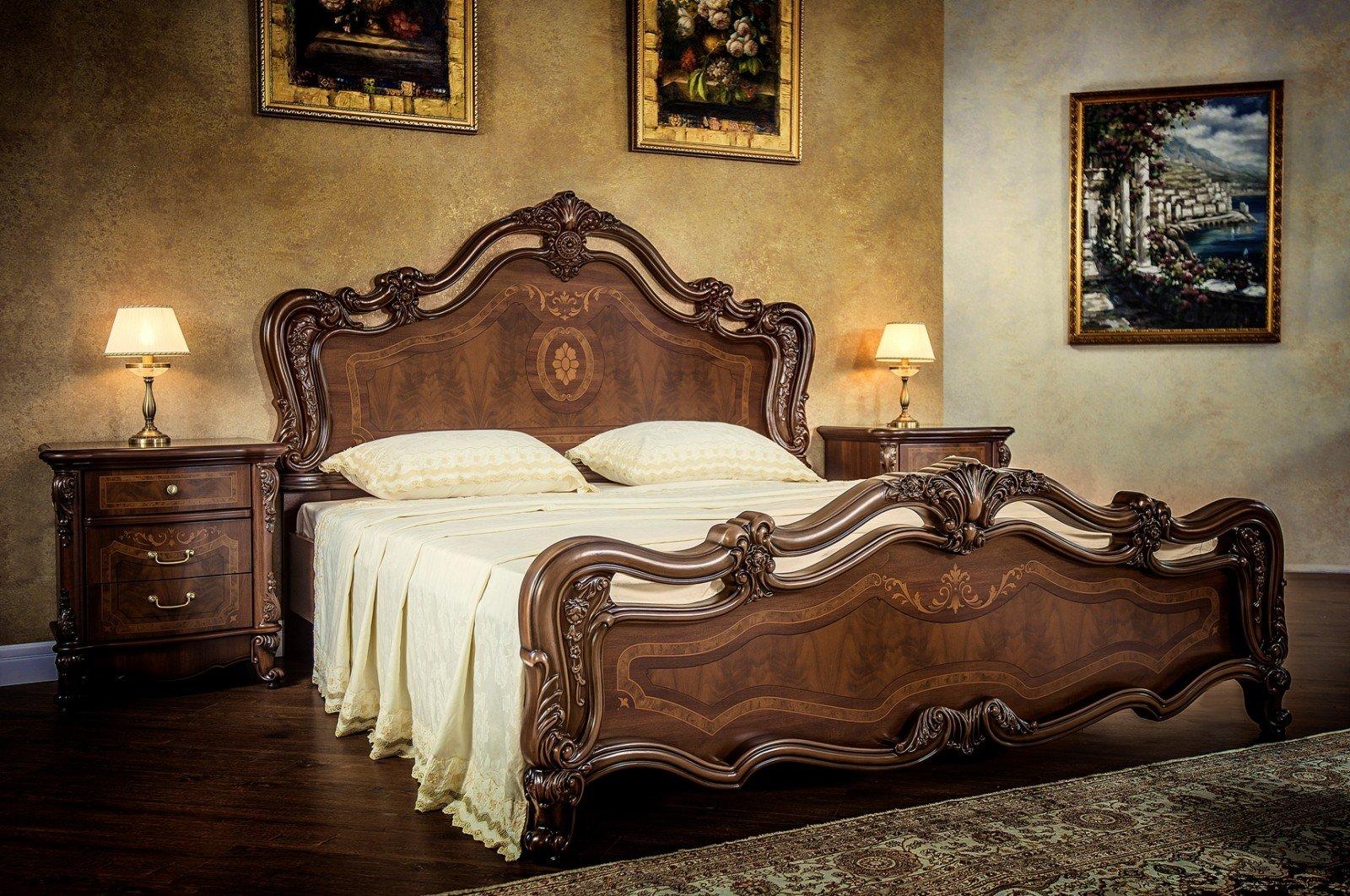 Кровать Илона караваджо