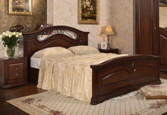 Кровать Канада караваджо
