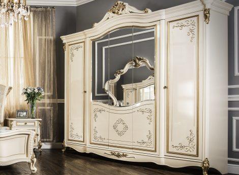 Классические шкафы для спальни