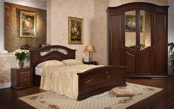 Спальня Канада караваджо