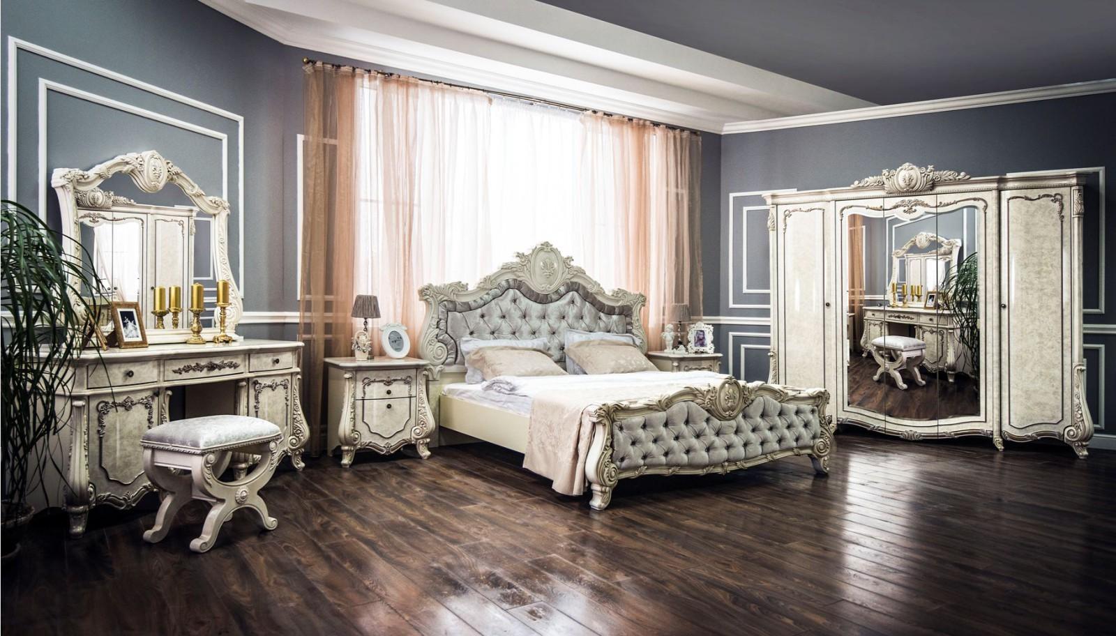 Спальня Марселла корень ясеня глянец
