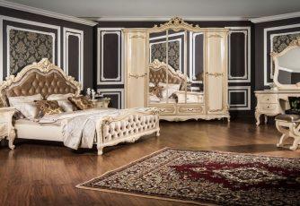 Спальня Росcелла крем глянец