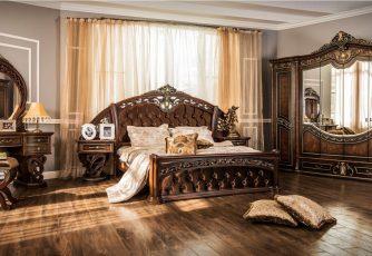 Спальня Шах корень дуба