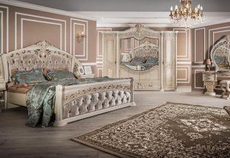 Спальня Шах корень ясеня