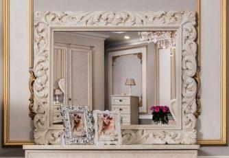 Зеркало Афина корень ясеня