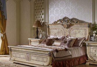 Кровать Imperiale I белая