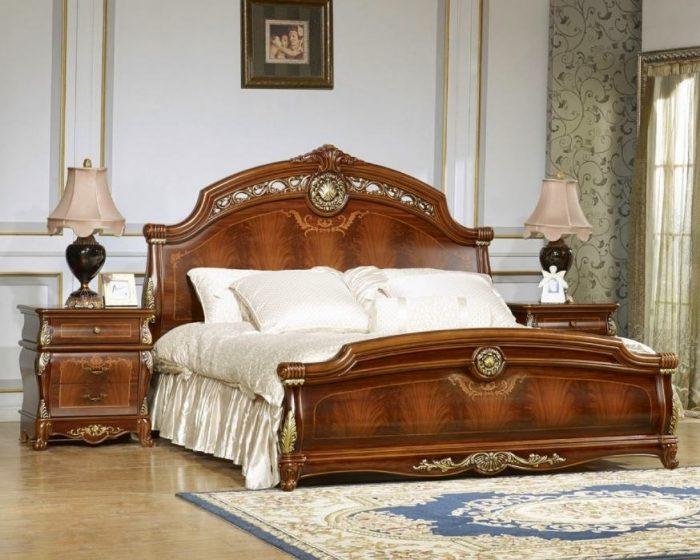 Кровать Amanda Орех