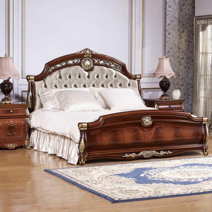 Кровать Amanda Орех1