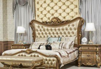 Кровать Esmeralda
