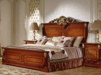 Кровать Imperiale II орех