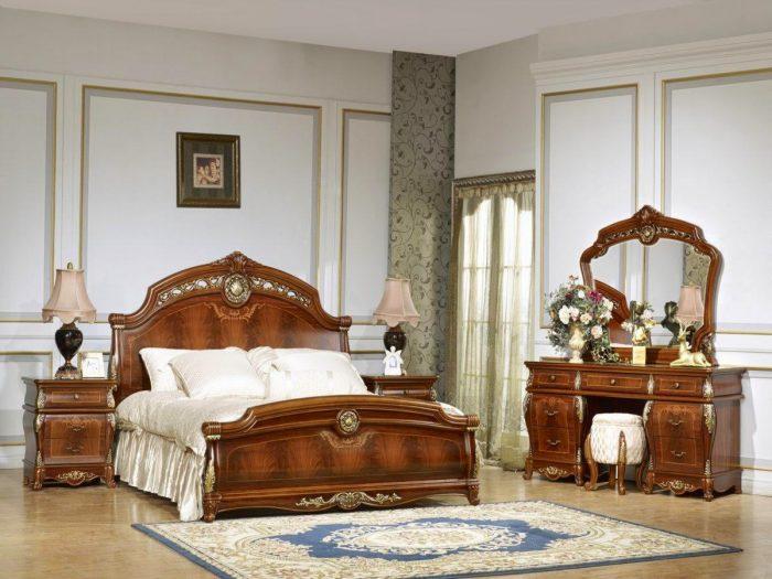 Спальня Amanda орех1
