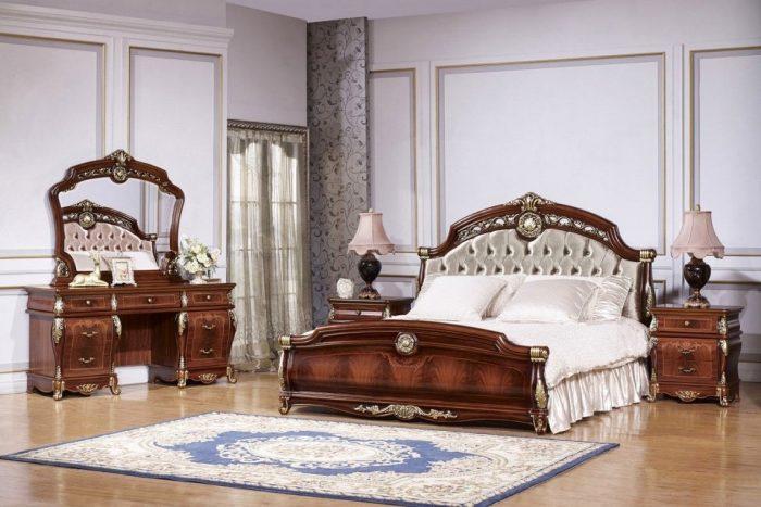 Спальня Amanda орех