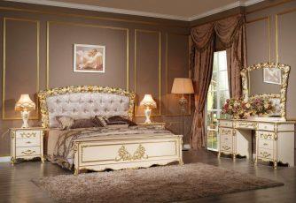 Спальня Fiora Champagne