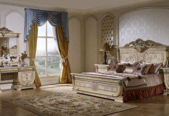 Спальня Imperiale I белая