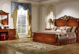 Спальня Imperiale II орех