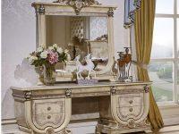 Стол туалетный с зеркалом Imperiale I