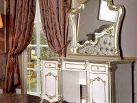 Стол туалетный с зеркалом Marcella