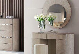 Стол туалетный без зеркала Gillian