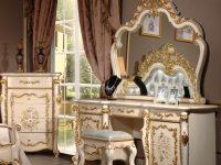 Стол туалетный Baticella с зеркалом