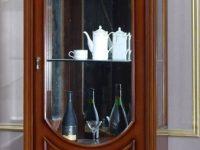 Витрина 1-дверная правая Milana Chillegio