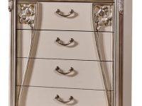 Комод Tiffany Art 5 ящиков
