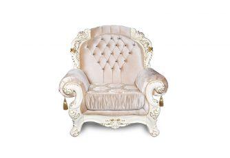 Кресло Аделина крем