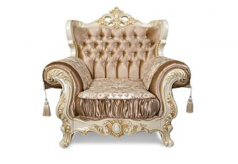 Кресло Эсмеральда крем