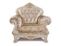 Кресло Илона крем