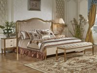 Кровать Chloe Gold