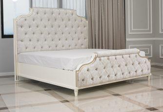 Кровать Marquise Art Gray