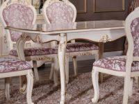Стол обеденный Milana Avorio
