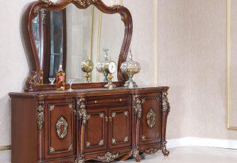 Комод с зеркалом Domenica
