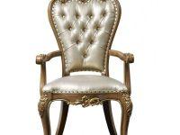 Кресло Обеденное экокожа Esmeralda