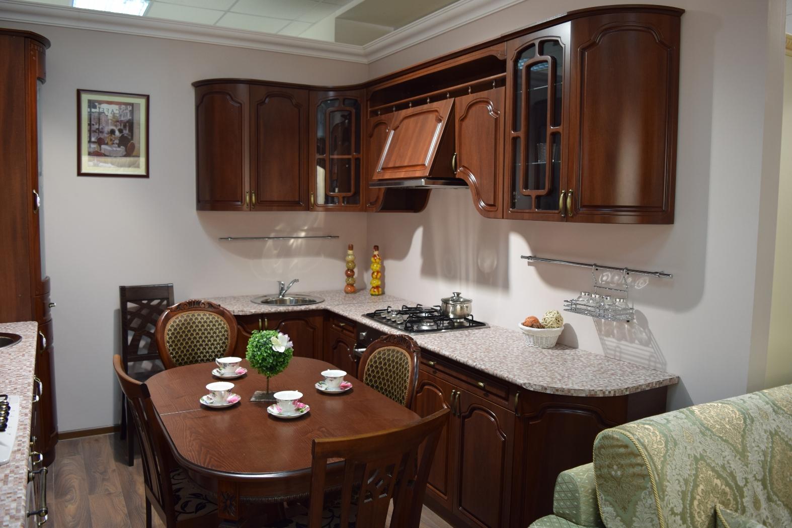 Кухня Ада караваджо 4
