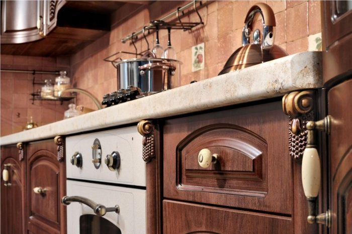 Кухня Мадлен караваджо4