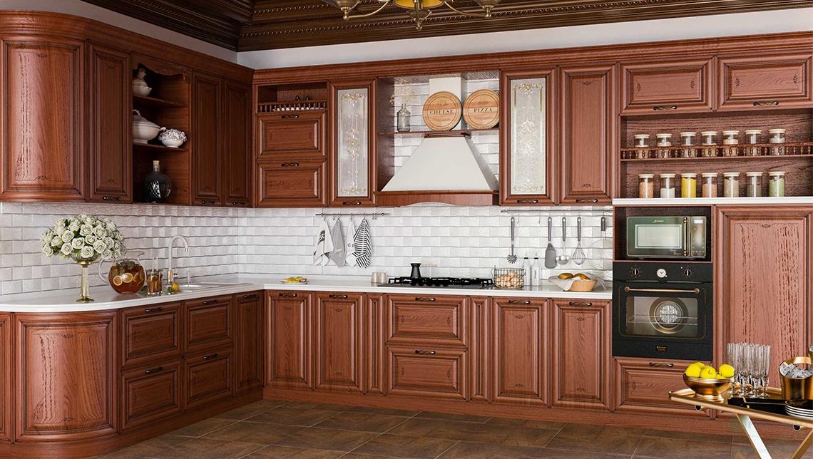 Кухня Милан угловая