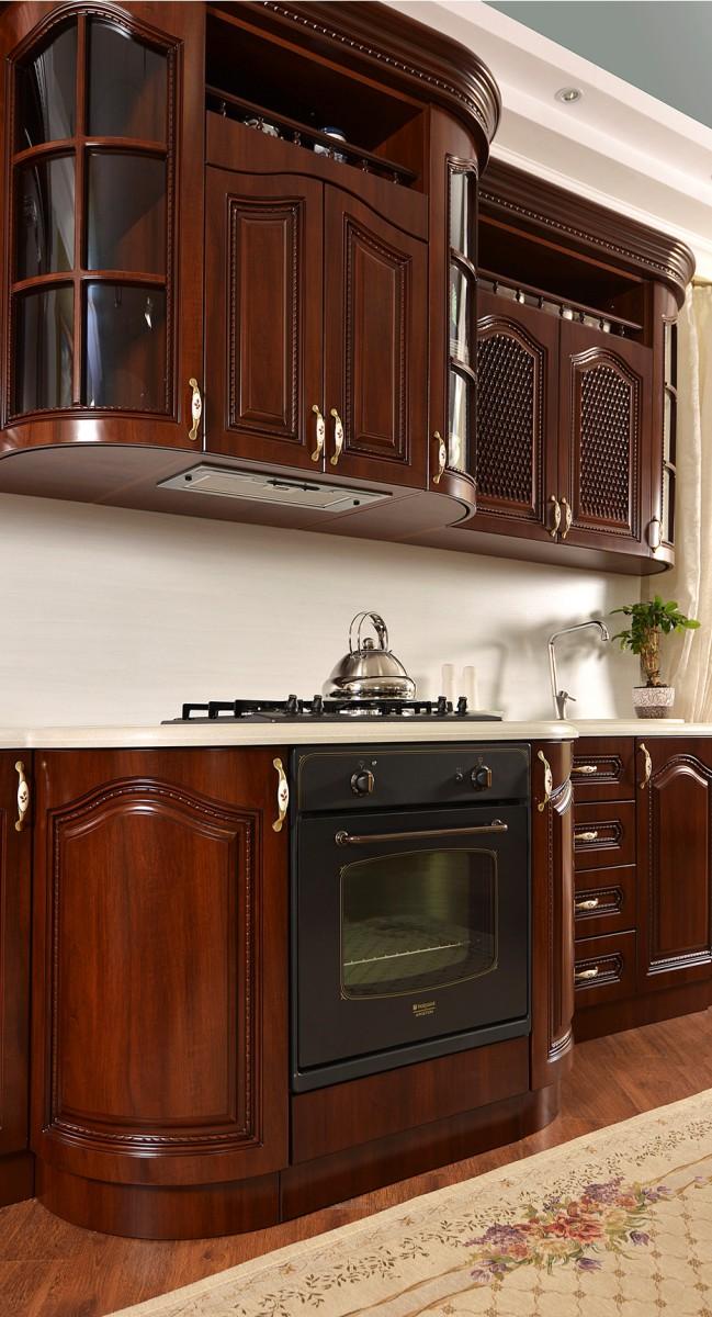 Кухня Селена караваджо1