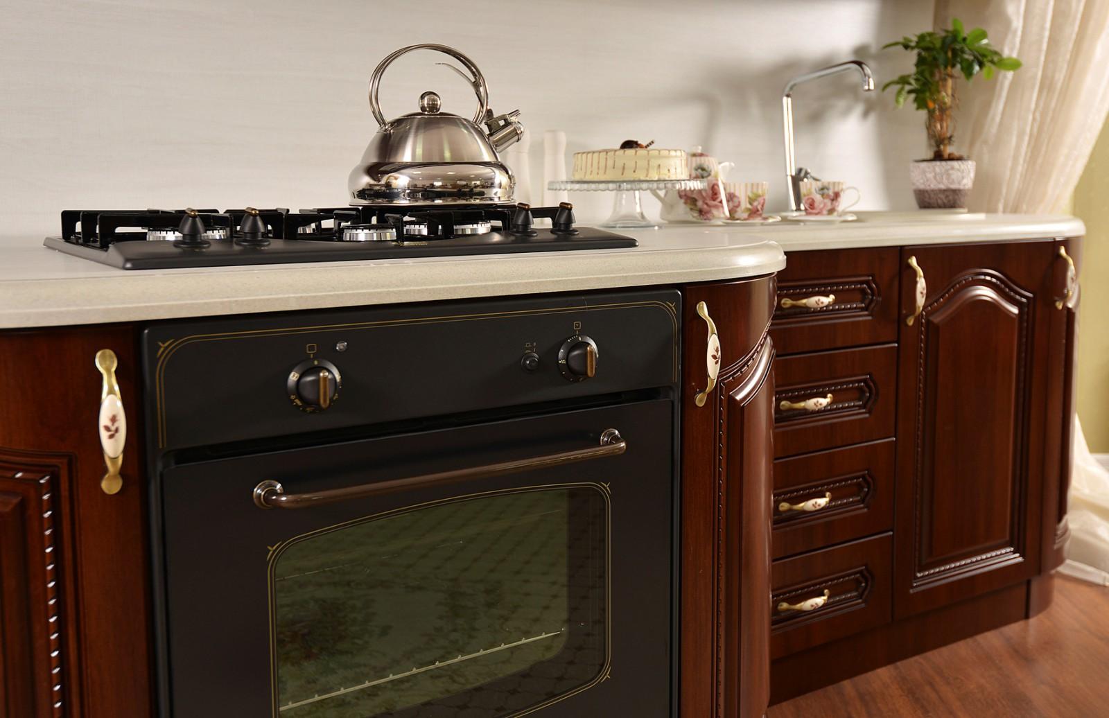 Кухня Селена караваджо2