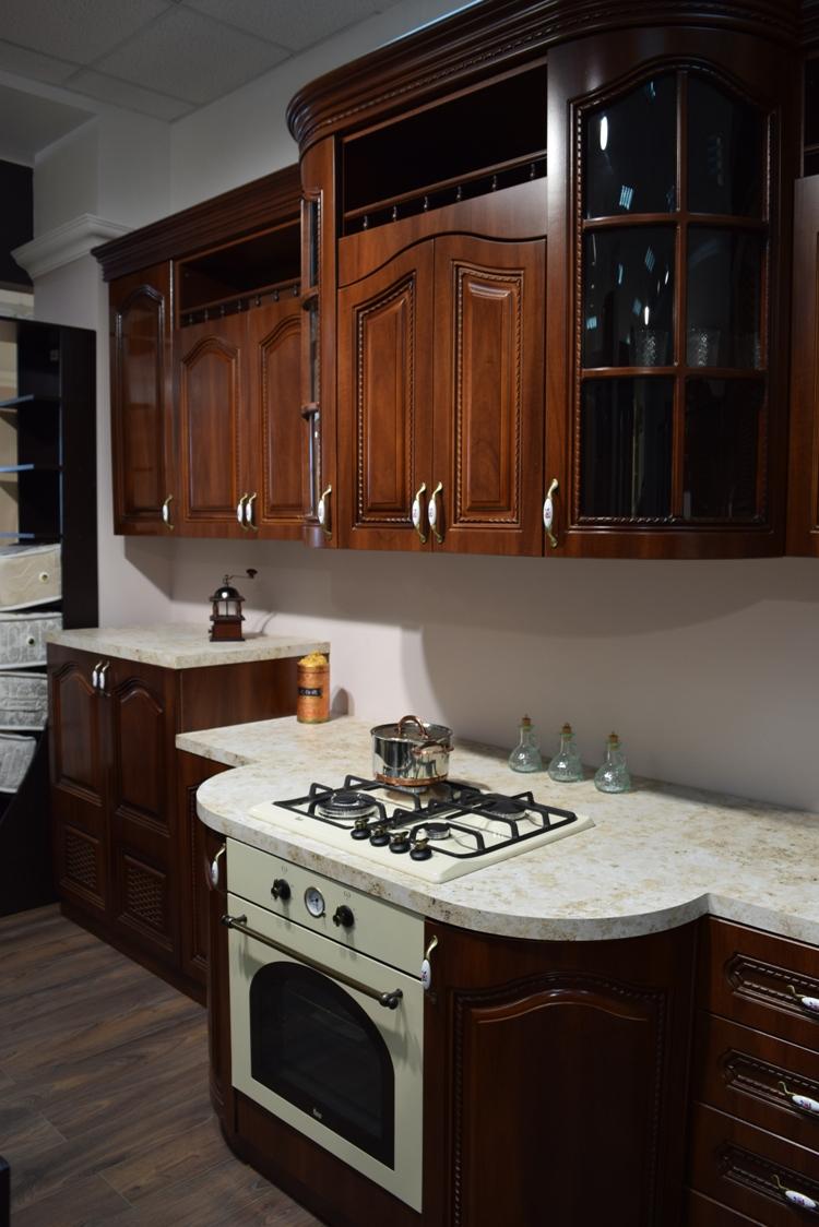 Кухня Селена караваджо7