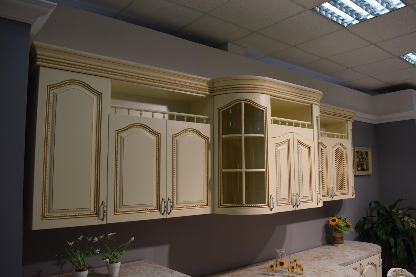 Кухня Селена крем24
