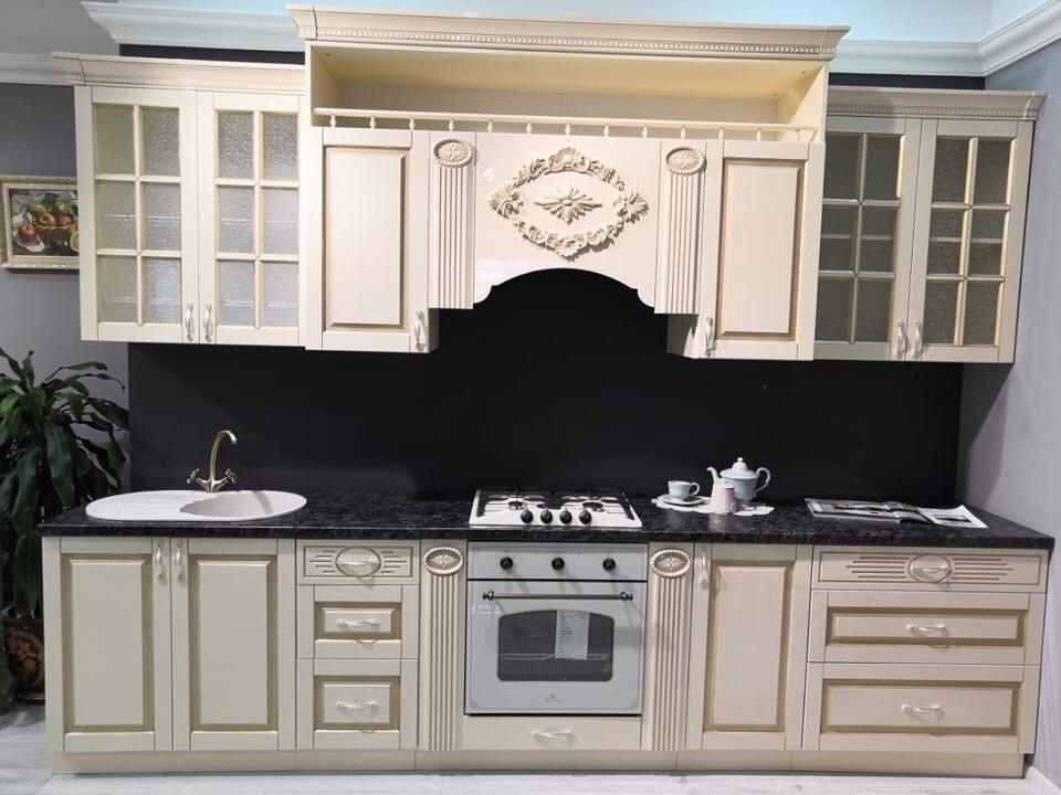 Кухня Верона прямая 3,9 м