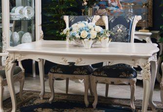 Стол обеденный Bohemia прямоугольный 4 ноги