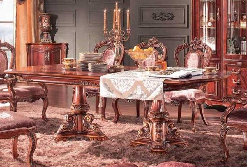 Стол обеденный Aleksandria прямоугольный