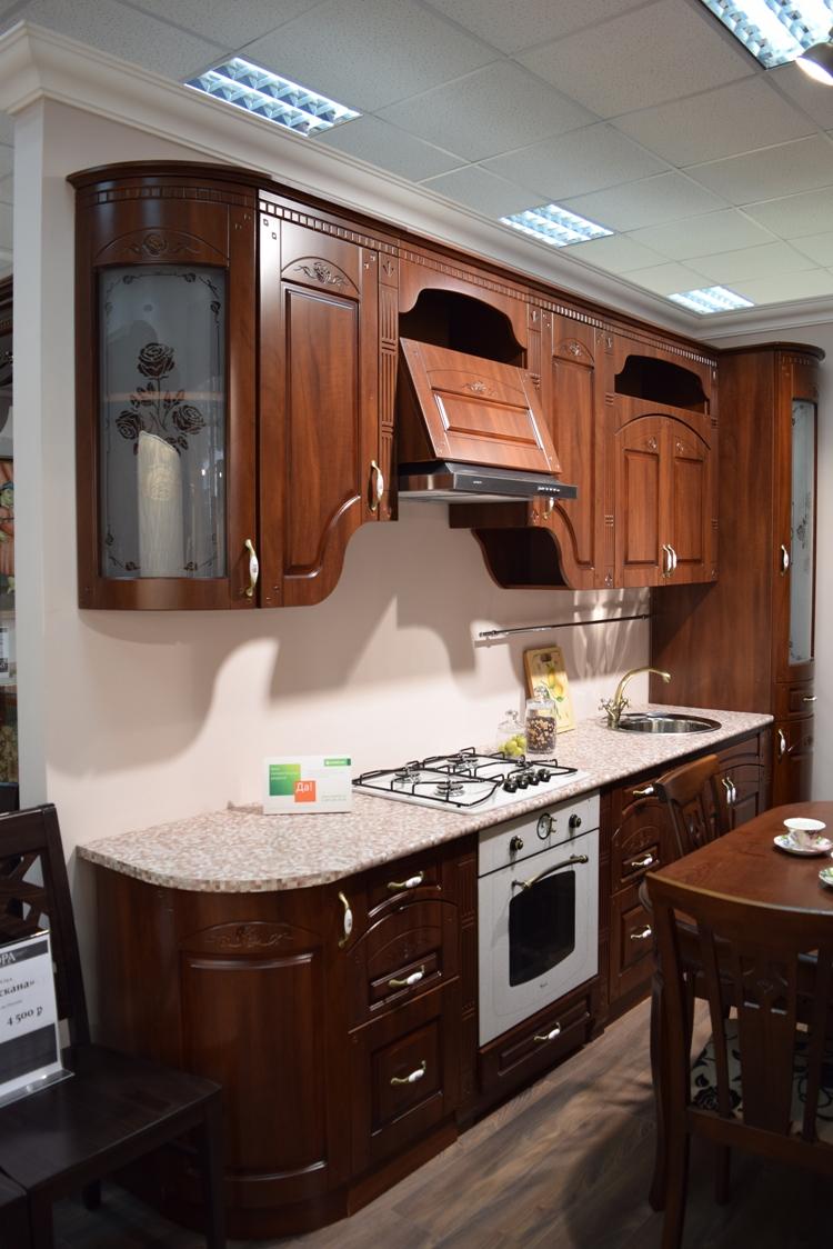 Кухня Агата караваджо4