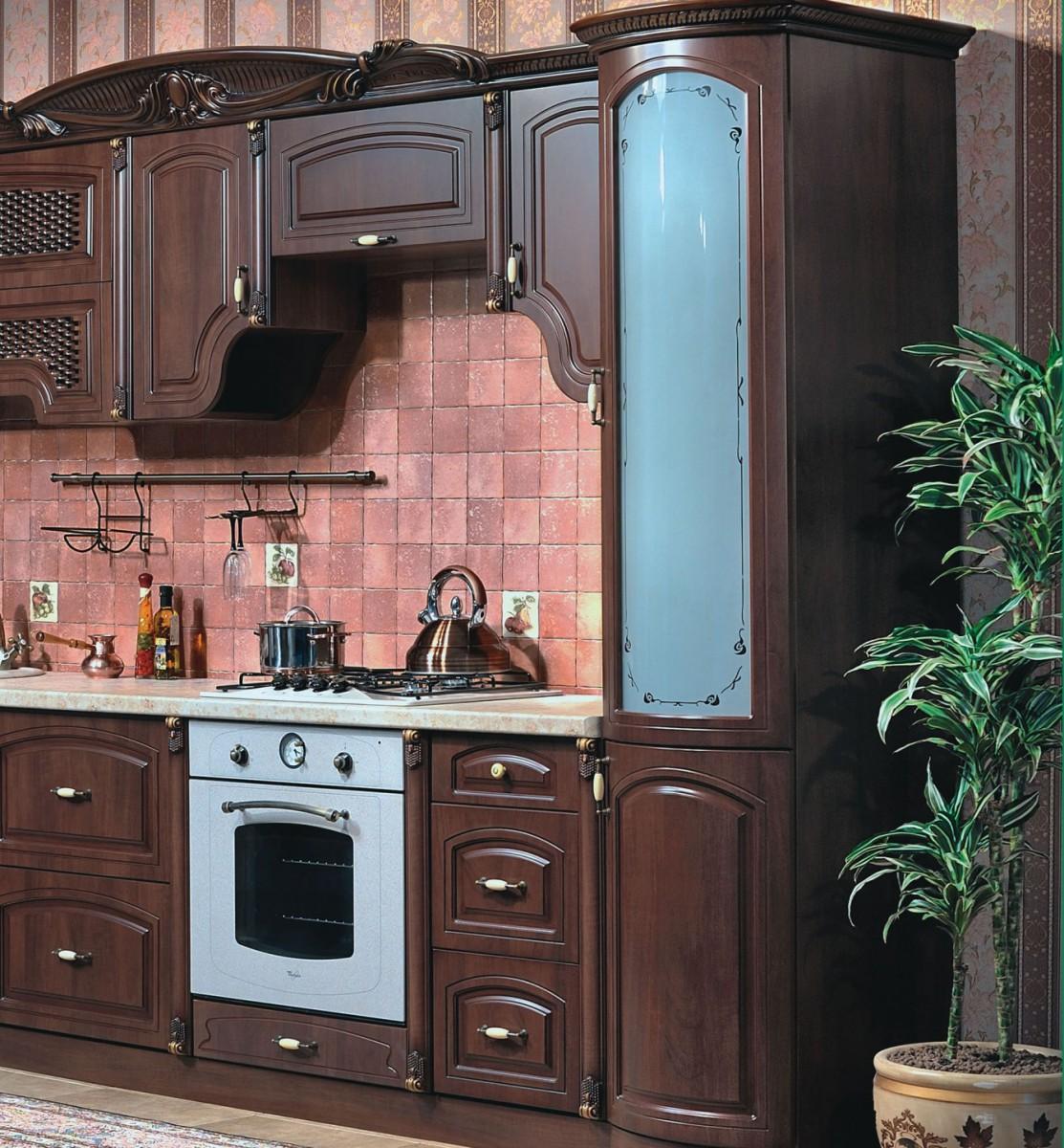 Кухня Мадлен караваджо1
