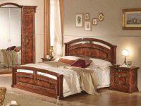 Кровать Лилия орех