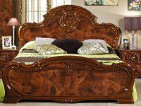 Кровать Тициана орех1